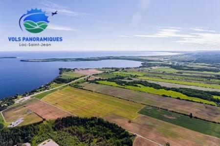 Vols Panoramiques Lac-Saint-Jean