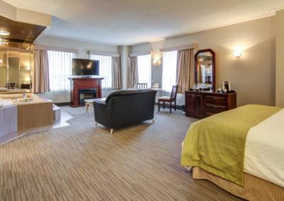 Chambre de luxe 2019
